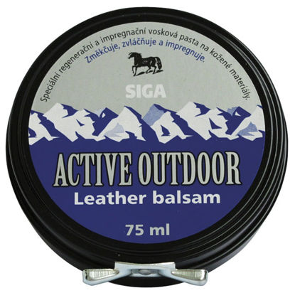 Picture of Siga leather balsam 75 ml bb