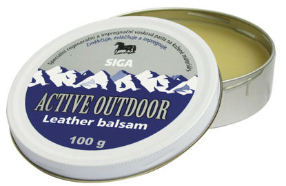 Picture of Siga leather balsam 100 ml bb
