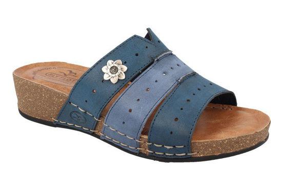Obrázek FLY FLOT Dámská obuv Bio style - blu