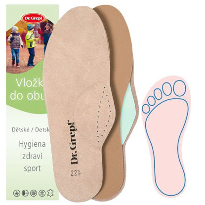 Picture of Orthopaedic insoles ORTHO children