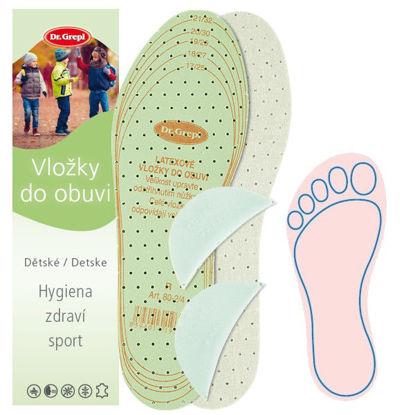 Picture of Insoles FRESH WEDGE CHILDREN CUT-OFF