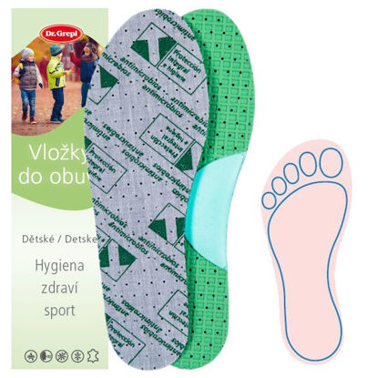 Picture of Insole CARBON WEDGE CHILDREN