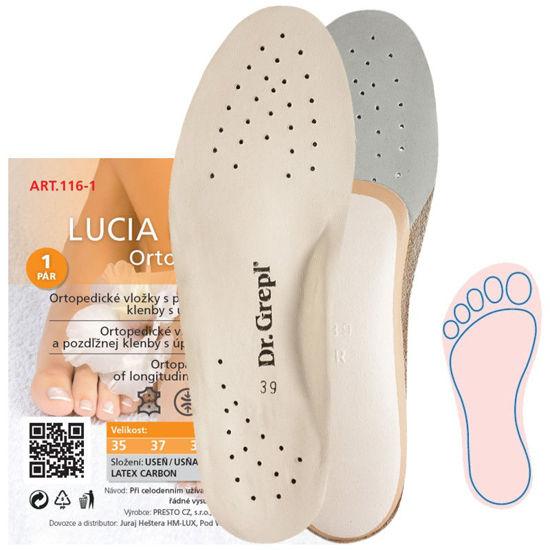 Obrázek Ortopedické vložky LUCIA exclusive