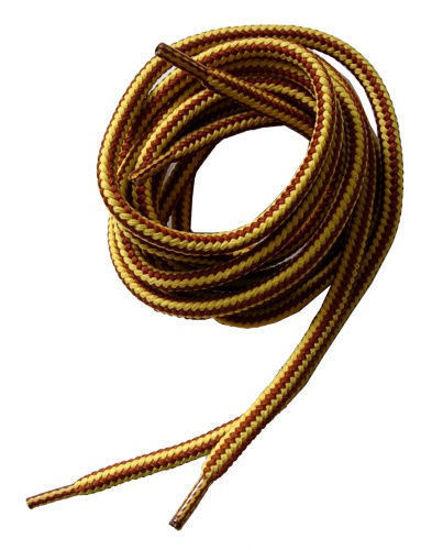 Obrázek 3 PES kulatá silná 100 cm zlato-hnědá