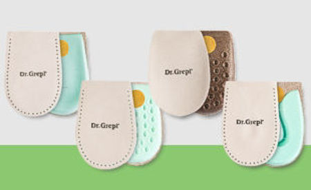 Picture for category ORTHOPEDIC HEEL PADS