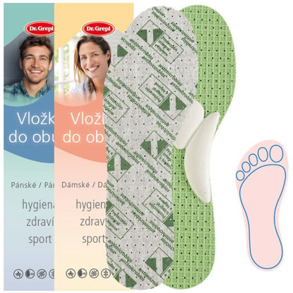 Picture of Insole CARBON ORTHO