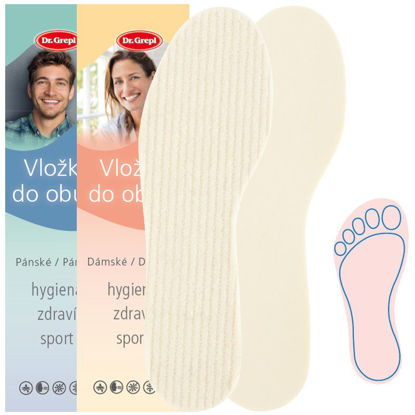 Picture of Insoles WOOL STANDARD
