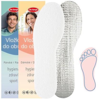 Picture of Insoles ALU FOIL TERMO
