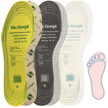 Picture of Insoles FEET HYGIENE CUT-OFF