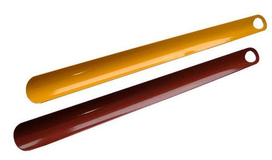 Obrázek Lžíce kovová 42cm s očkem
